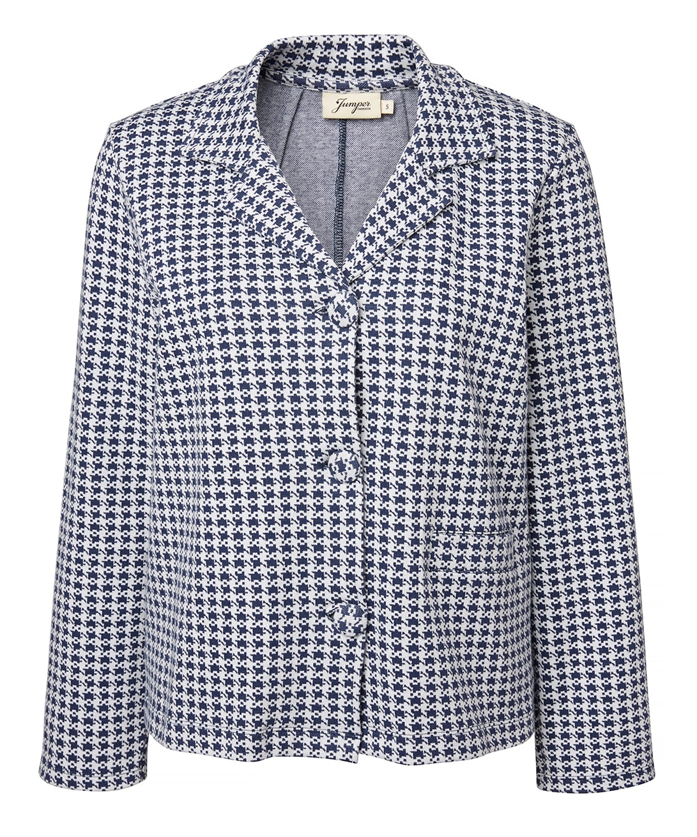 Elaine Dogtooth Blue