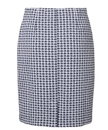 Elvira Dogtooth Blue